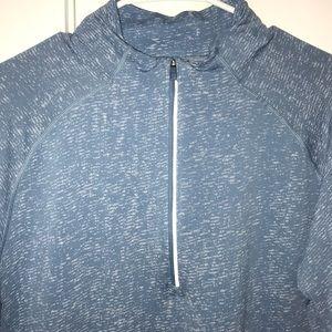 lululemon athletica Shirts - Men's Metal Vent 1/2 Zip Long Sleeve